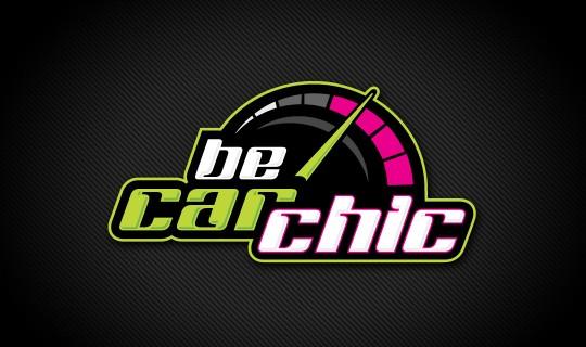BeCarChic Logo Design