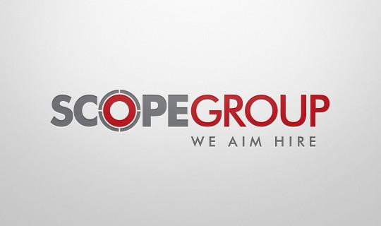 SCOPE GROUP Logo Design