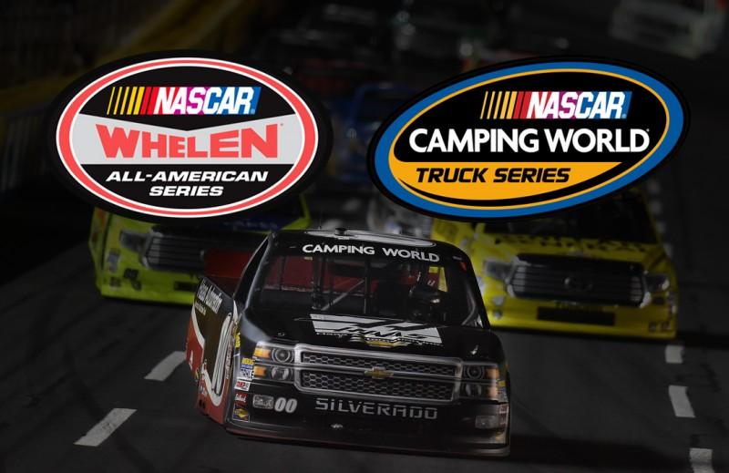 NASCAR sponsorship debut