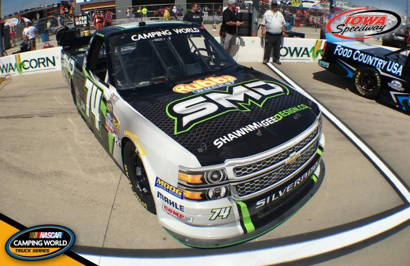 SMD Primary NASCAR sponsorship