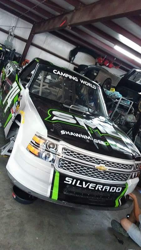 SMD NASCAR Truck