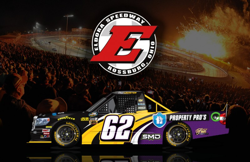 NASCAR Camping World Truck Race at Eldora Speedway