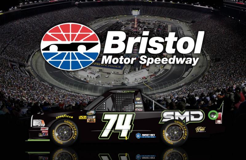SMD/Property Pro's Dodge Ram - Bristol - NASCAR