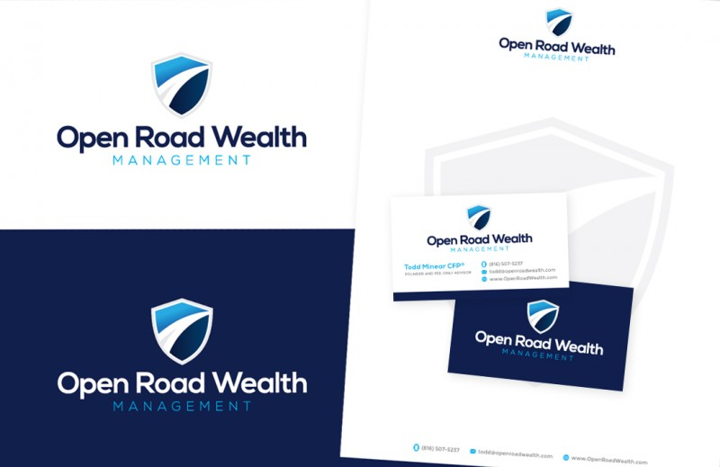 Logo design for Kansas City based financial planner
