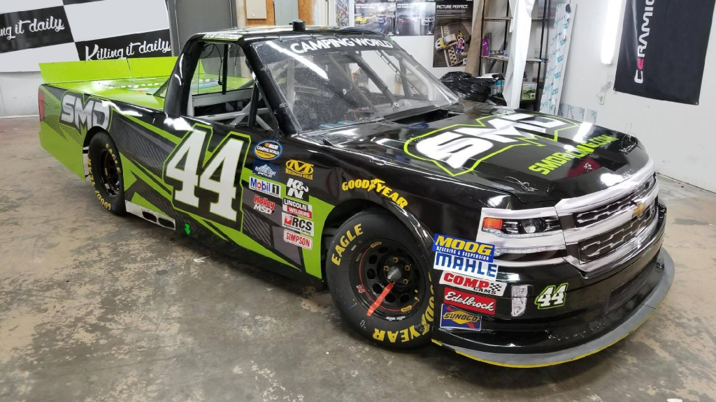 SMD #44 NASCAR Camping World Truck Series