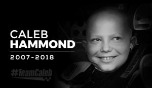 Caleb Hammond Memorial Graphic #TeamCaleb