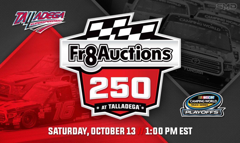Fr8Auctions 250 at Talladega